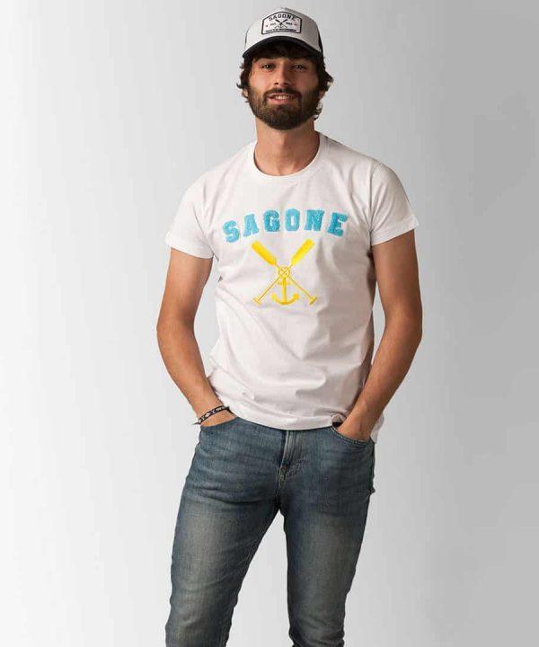 Camiseta Menorca Blanca
