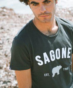 Camiseta Macaret Gris